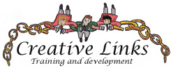 creative links logo